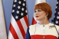 Mosbacher powiedziała, że nie może doczekać się silnej współpracy polsko-amerykańskiej.