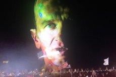 """Tomasz Kot """"pojawił się"""" na brytyjskim festiwalu Glastonbury"""