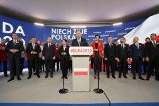 Andrzej Duda pokazał swój sztab wyborczy. Znalazło się w nim kilka nowych twarzy.
