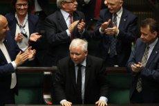 Poseł Jarosław Kaczyński nie przykłada się w Sejmie do pracy