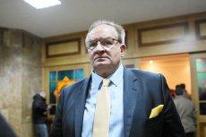 Partyjni koledzy Jacka Saryusz-Wolskiego zaczynają domagać się jego rezygnacji z członkostwa w PO i EPL.
