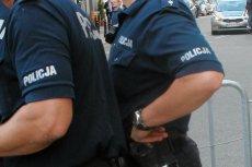 Policjanci z Hrubieszowa musieli użyć paralizatora. Porażony mężczyzna wkrótce po interwencji zmarł.