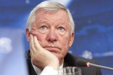 Alex Ferguson nie może przeboleć przegranej z Realem Madryt, który pokonał Manchester United 2:1.