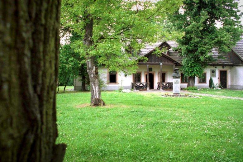 Dom Jana Matejki w Krzesławicach.