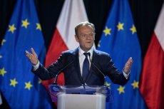 Donald Tusk na razie dystansuje się od kampanii wyborczej w Polsce.