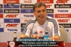"""Argentyńczyk Gerardo """"Tata"""" Martino został nowym trenerem FC Barcelony."""
