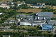 Fabryka GSK w Poznaniu.