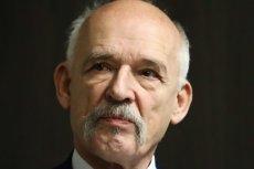 Janusz Korwin-Mikke nie jest zadowolony ze swojej pensji