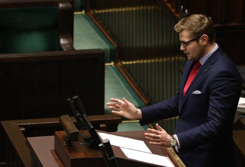 Michał Woś nie będzie wiceministrem sprawiedliwości