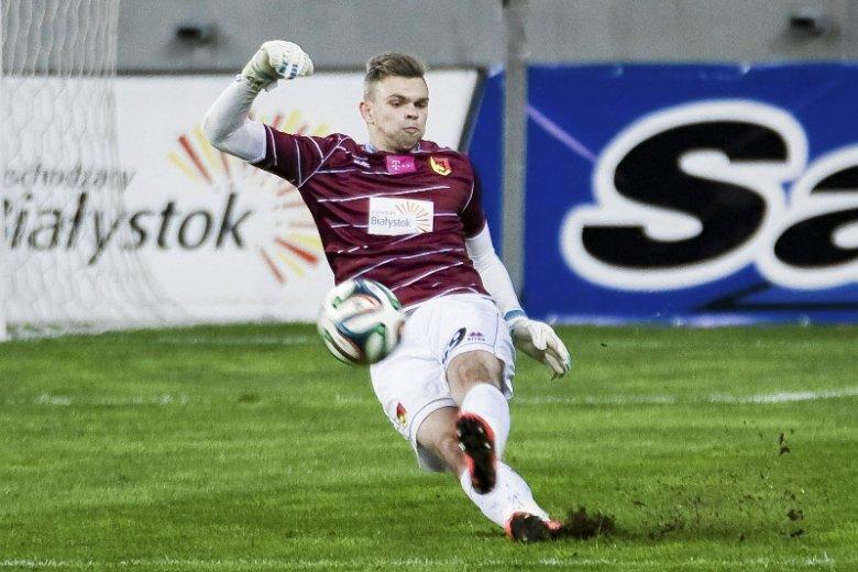 Bartosz Drągowski, najdroższy bramkarz świata do 18 lat.