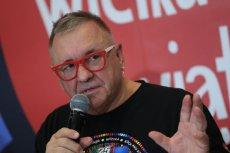 Jerzy Owsiak zakpił sobie z lotów Marka Kuchcińskiego.