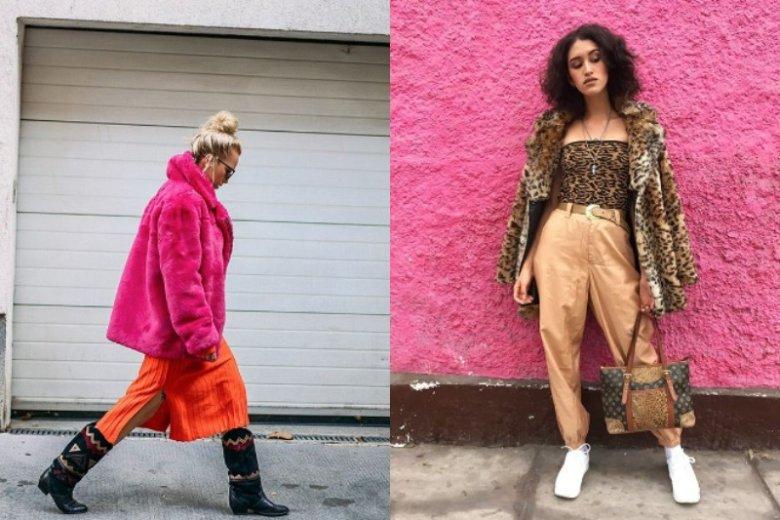 Panterka, krata, intensywny kolor czy sztuczne futro? W sieciówkach znajdziesz modne płaszcze na jesień za mniej niż 200 złotych