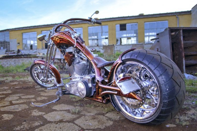 GOC Chopper