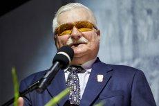 Lech Wałęsa zapowiada, że stanie na czele stu tysięcy rodaków i obali sprawcę wszelkiego zła w Polsce.