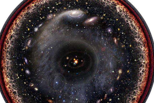 Wszechświat na jednym zdjęciu