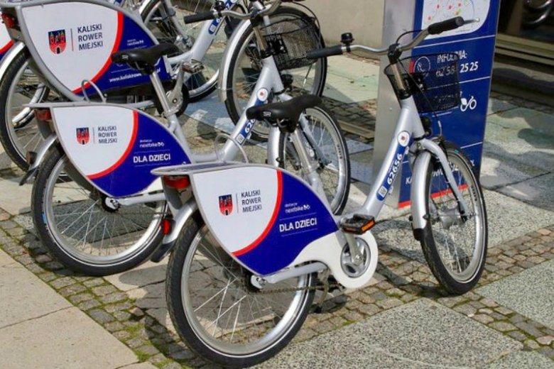 Nextbike dla małego rowerzysty