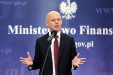 Minister Paweł Szałamacha musi być dumny z pracowników. Przyznał im już prawie 7 milionów zł nagród!