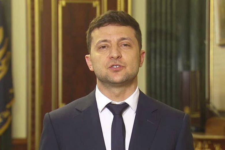 Partia Sługa Narodu pokonała konkurencję zdobywając ponad 40 proc. głosów.