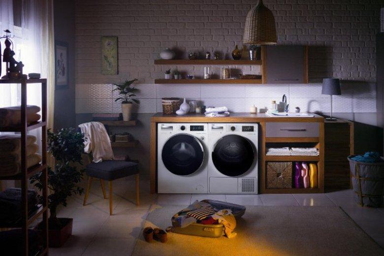 Suszenie prania pochłania czas i miejsce. Tak nie musi być.
