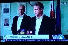 Mariusz T. sieje postrach już także na Słowacji.