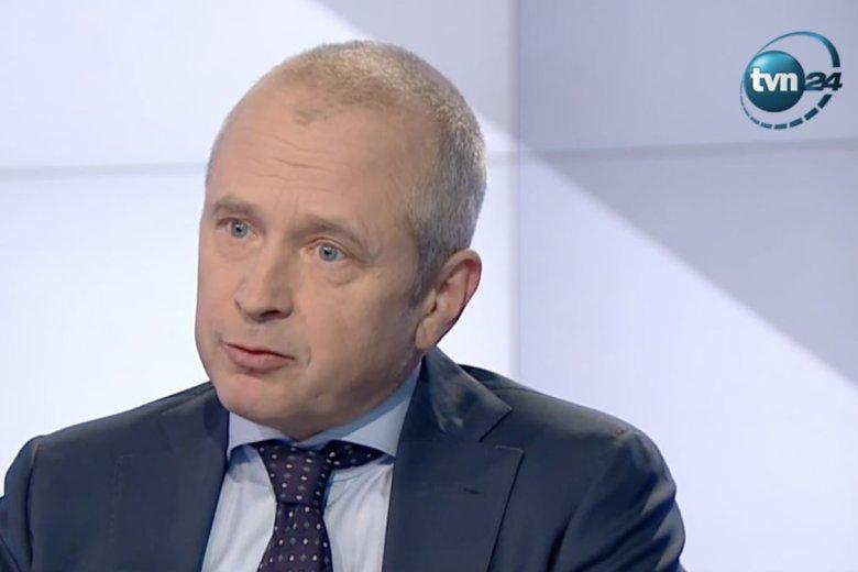 Mecenas Jacek Dubois relacjonował w TVN24 przesłuchanie Geralda Birgfellnera w warszawskiej prokuraturze okręgowej.