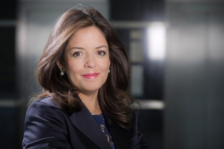 Maria Campos, członkini zarządu Banku Millennium, otrzymała indywidualną nagrodę specjalną Wizjonera Rynku 2017