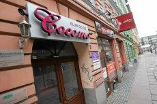 Sopot pozywa sieć klubów Cocomo. Na zdjęciu lokal w Szczecinie.