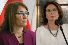 Beata Mazurek skrytykowała PO, ale stanęła w obronie Małgorzaty Kidawy-Błońskiej.