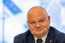 Glapiński odznaczył m.in. swoich bliskich współpracowników i byłego szefa KNF.