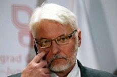 Witold Waszczykowski właśnie odwołał trzech ambasadorów.