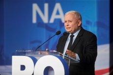 Jarosław Kaczyński na swoim wystąpieniu w Katowicach dużo mówił o opozycji.