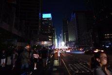 Manhattan pogrążył się w ciemnościach w wyniku awarii prądu.