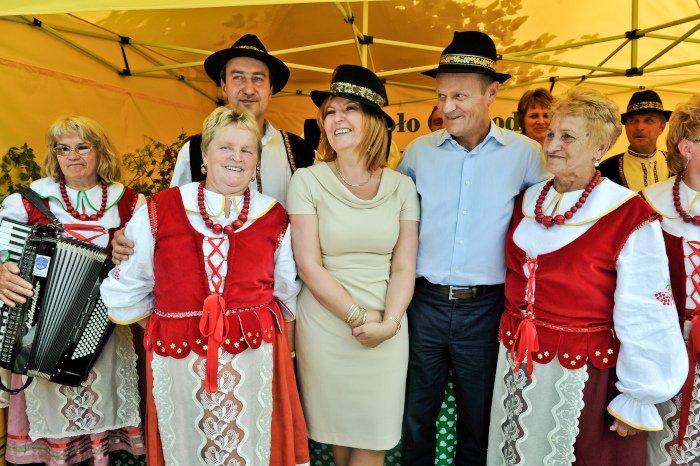 Cisna, 2011 rok. Festiwal smaków karpackich.