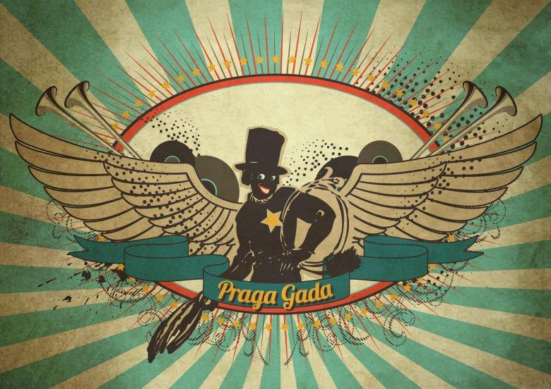 """Projekt """"Praga Gada"""" to nie tylko komiksy, ale także warsztaty dla seniorów."""