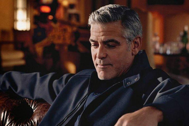 George Clooney zderzył się z autem we Włoszech.