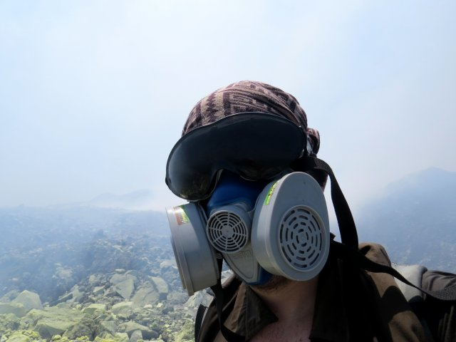 Wulkan Anak Krakatau, Cieśnina Sunda, Indonezja