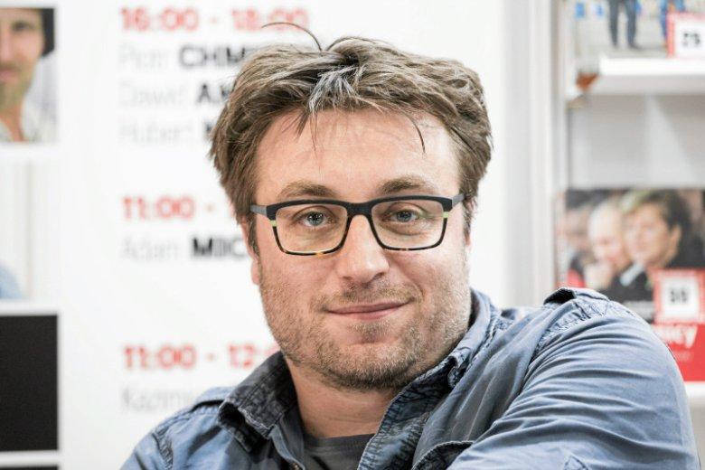 Marcin Kącki przyznaje, że to o czym pisał w 2015 roku przybrało na sile.