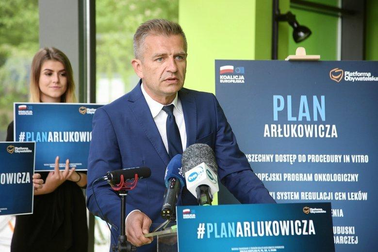 Bartosz Arłukowicz zaskoczył swoich wyborców.