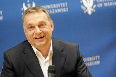 Orban dąży do nieliberalnego państwa. Chce brać przykład z Rosji