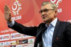 Adam Nawałka będzie selekcjonerem kadry tylko do końca lipca.