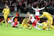 Polska przegrała mecz z Ukrainą 1:3.