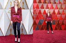 Emma Stone pojawiła się w spodniach na oscarowej gali