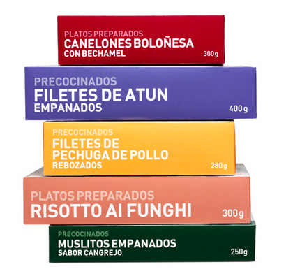 Produkty marki La Sirena