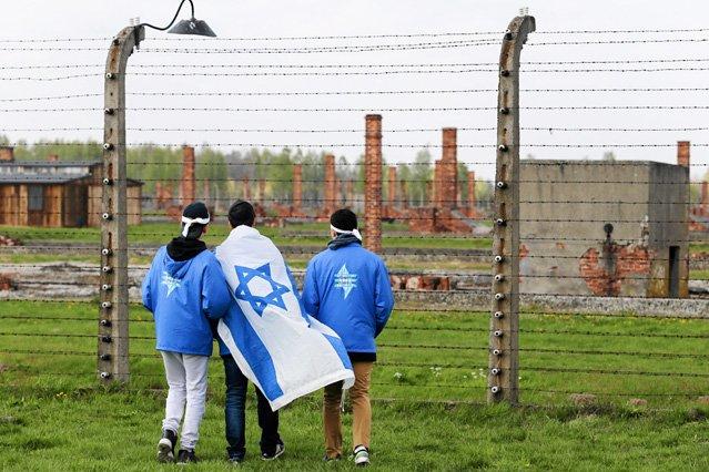 W Izraelu mają się odbyć specjalne lekcje o tym, jaki był współudział różnych narodowości w Holokauście.