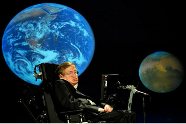 Prof. Hawking kreśli niewesoły obraz przyszłości życia na Ziemi.