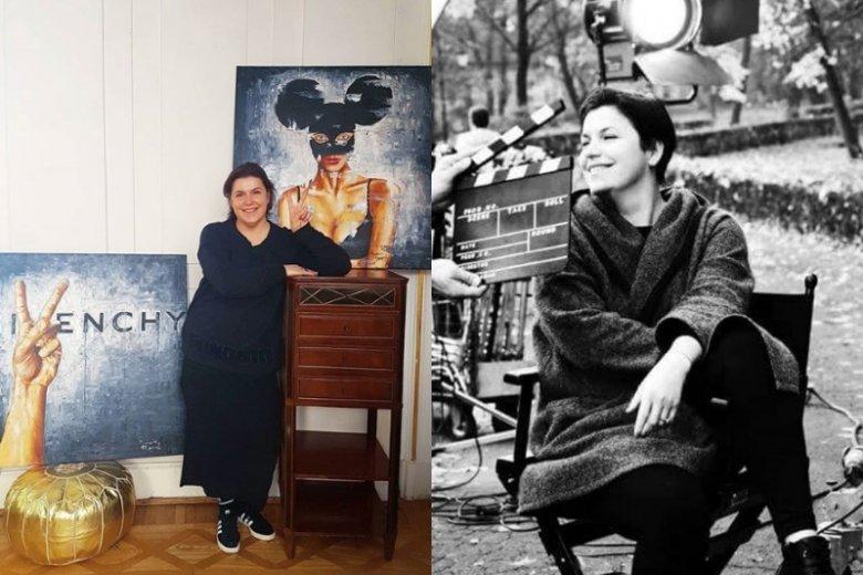 Jola ma własne zdanie i własną wizję, z czego słynie w branży. W jej pracy widać duże inspiracje światem sztuki i filmu