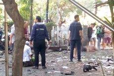 Państwo Islamskie doprowadziło do trzech ataków bombowych na kościoły w Indonezji