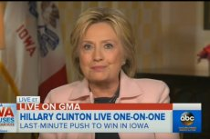 Wybory prezydenckie w USA ruszyły. Clinton tylko remisuje, Donald Trump przegrywa z Cruzem