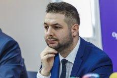 Patryk Jaki jest jednym z polityków, który PiS bierze pod uwagę do wystawienia w wyścigu o fotel prezydenta Warszawy.