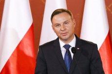 Prezydent Duda przedstawił propozycję dziesięciu pytań referendum konstytucyjnego.